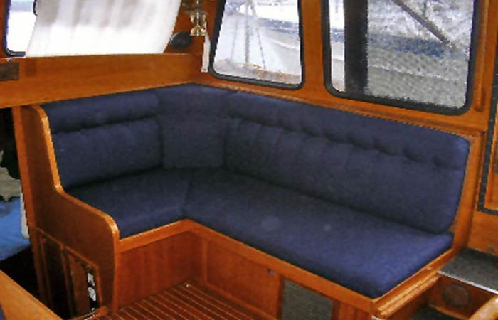 ... Boat Upholstery 2