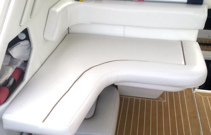 Wisconsin Boat Canvas Upholstery Flooring